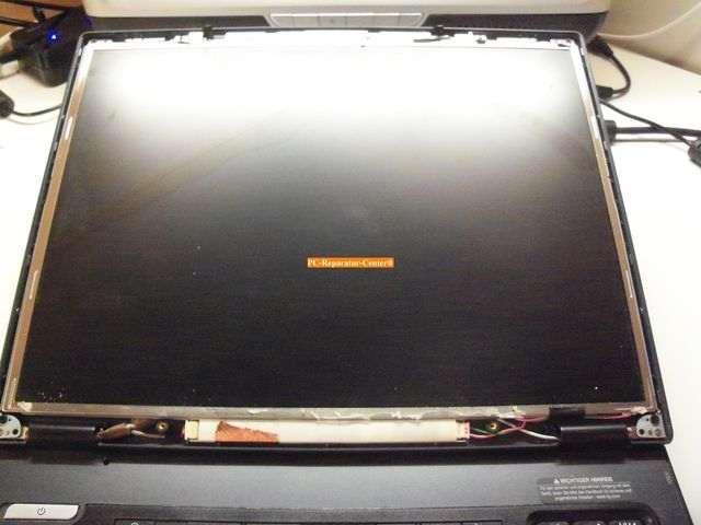 Defekter Inverter beim Toshiba Satellite Pro S300-R11 wurde ausgetauscht