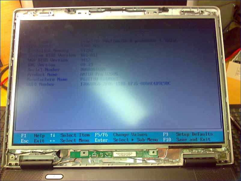 Fujitsu Siemens Scaleo P Xp Drivers