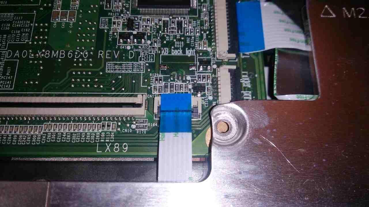 PC-Reparatur-Center - Bilder vom HP Laptop & Compaq PC Reparatur Service