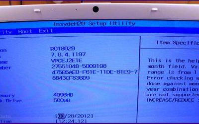VPCEJ2E1E Display wurde getauscht